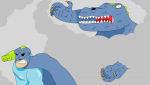 cretaceous_crusader reinosaurus tagme  rating:Safe score:0 user:The_Hunter