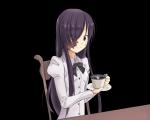 1girl boa ikezawa_hanako school_uniform tea  rating:Safe score:1 user:Pickles