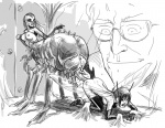 artist:redlever drider egg_laying hank_pym insect tears wasp wings  rating:Explicit score:0 user:Sextillion