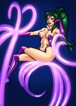 artist:slowtist d-tan horns star_sapphire tentacles  rating:Questionable score:0 user:refinder