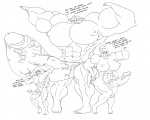 artist:backlog big_dick futanari muscles panty series:panty_&_stocking_with_garterbelt series:touhou stocking yuugi_hoshiguma  rating:Explicit score:0 user:Sextillion