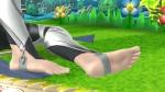 3d barefoot feet kamui stirrups toes  rating:Safe score:0 user:abunai_shinigami_