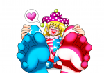 clownpiece madou_(artist) sock soles stockings toes touhou  rating:Questionable score:6 user:darkblade7557