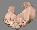 ayanematrix_(artist) barefoot color cum cum_on_feet cumshot ejaculate heels medusa_gorgon scrunched_toes semen soles soul_eater sperm toes  rating:Questionable score:8 user:ayanematrix