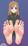 attractive barefoot bsflove_(artist) soles toes viktoriyas  rating:Questionable score:3 user:Wally90
