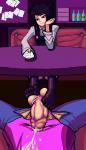 1boy 1girl cum footjob jill nylons pantyhose stockings va-11_hall-a  rating:Explicit score:2 user:FootBoy935