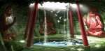 artist_request eastern fantasy fountain lilypad scenery statuary statue statues temple water  rating:Safe score:0 user:BLloyd607502