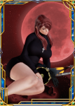 black_dress card cross female honey_select large_breasts long_hair military parasoul red_eyes red_hair skullgirls video_games wide_slider_mod  rating:Explicit score:9 user:Anonymous
