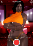 dark_hair dark_skin desi huge_breasts indian large_ass large_breasts milf thicc thick_thighs  rating:Questionable score:1 user:CawCaw