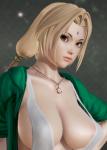 blonde_hair female honey_select manga naruto orange_eyes tagme tsunade  rating:Explicit score:44 user:Izimaki