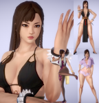 battle brown_eyes brown_hair capcom capcom_pro_tour chun-li female fighter fighting_game high_rated honey_select muscular snowflake_card street_fighter street_fighter_v video_games  rating:Safe score:70 user:anpeg1123