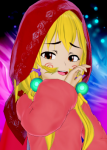 a_hat_in_time blonde_hair female koikatsu loli mustache mustache_girl orange_eyes video_games  rating:Safe score:3 user:code3u