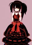 anime black_hair date_a_live female high_rated koikatsu kurumi kurumi_tokisaki snobby tokisaki_kurumi yandere  rating:Safe score:127 user:Rational_Laziness