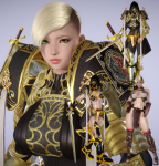 armored blonde_hair female green_eyes high_rated honey_select knight muscular paladin silentreader video_games warcraft world_of_warcraft  rating:Safe score:31 user:anpeg1123