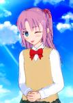 arikawa_hime hime himegoto jre koikatsu male pink_hair trap  rating:Questionable score:7 user:JRe