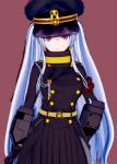 altair female koikatsu military_uniform military_uniform_princess misitav re:creators tagme white_or_silver_hair  rating:Safe score:18 user:misitav