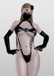 anime blonde_hair do-s honey_select non-human one_punch_man  rating:Explicit score:1 user:dynamicentry