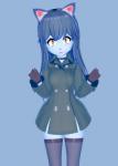 blue_hair furry koikatsu tagme  rating:Safe score:5 user:fizwack