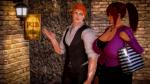 honey_select marie_rose orange_hair red_hair rufus scene studio_neo  rating:Safe score:1 user:Lot_knock