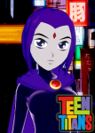 cartoons dc evaan female koikatsu raven teen_titans  rating:Explicit score:14 user:Evaan