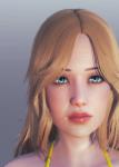 ai_girl ai_shoujo blonde_hair blue_eyes card caucasian female original realistic  rating:Safe score:1 user:flashk1ll