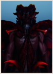 ai ai-syoujyo ai_girl ai_shoujo aigirl character_card demon diable horn male monster red satan tagme tall  rating:Questionable score:0 user:jus_ko2019