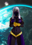 3_outfits abs alien bunny_ears dark_skin duck_dodgers final_repack_3.5 fit harem_veil heels illudium_q-36_explosive_space_modulator long_legs martian nipple_rings pubic_hair purple_eyes purple_hair purple_shine queen_tyr'ahnee swimsuit tsundere_personality tyr'ahnee waifu white_or_silver_hair  rating:Questionable score:-10 user:Toki