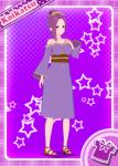 dark_blue_eyes koikatsu moe_ninja_girls purple_hair tayu_momochi  rating:Safe score:0 user:JoenickMNG