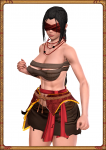 chara female genderswap honey_select large_breasts league_of_legends lee_sin lre rule_63 video_games  rating:Questionable score:0 user:MementoMori