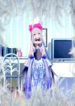 cross_dressing femboy koikatsu original_character trap  rating:Questionable score:2 user:Kimimorra