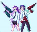 2girls business_woomy manager_woomy tagme  rating:Safe score:0 user:Agent
