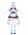 animal_ears anus apron bangs bell blue_eyes blunt_bangs cat_ears cat_tail choker cm3d2 dress full_body hair_ornament long_hair maid maid_apron maid_headdress medium_breasts model morph:anus_open morph:clitoris morph:clothes_remove morph:vagina_open nekopara pink_hair ribbon shoes straight_hair tail thighhighs tied_hair twintails vanilla very_long_hair  rating:Explicit score:10 user:Anonymous