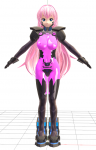 bangs blue_eyes cosplay fortified_suit full_body large_breasts mediafire megurine_luka model muvluv muvluv_alternative pink_hair spartan-743 very_long_hair vocaloid  rating:Explicit score:1 user:Anonymous
