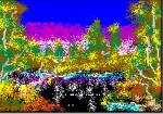 bob_ross mario_paint painting tagme  rating:Safe score:0 user:BernkastelWitch