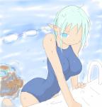 blue_eyes blue_hair bored facefart fart sadism shiromochi_(artist) underwater  rating:Safe score:1 user:nyou