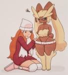 lopunny lucahjin measuring pokémon pokemon protonjon tagme thotpatrol  rating:Safe score:0 user:Jumney