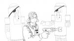 artist:counterpointclover bagel bagel_bot captain_proton cookie_blaster protonjon star_trek_voyager  rating:Safe score:0 user:CounterpointClover