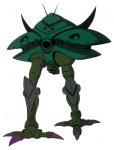 big_zam lineart mecha mobile_armor mobile_suit_gundam universal_century zeon  rating:Safe score:0 user:ryusei