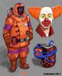 artist:crabcak3s clown ied plasmaman tagme  rating:Safe score:0 user:erwgd