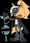canine edit fangs idw_comics redesign safe simplification teeth weapon whisper_the_wolf wispon wolf  rating:Safe score:1 user:mememan71519