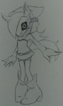 alternate_form alternate_outfit canine cosplay idw_comics ink mask nintendo pen_anon_(artist) safe shy_guy sketch super_form whisper_the_wolf wolf  rating:Safe score:0 user:JebKush119