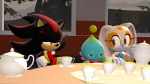 annoyed bowtie chao cheese cream_the_rabbit drink food hedgehog inhibitor_rings model rabbit safe sfm shadow_the_hedgehog source_film_maker table tea_cup tea_party teaparty teapot tie tired unknown_artist  rating:Safe score:0 user:shadowsyn
