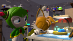 canine chair cosmo_the_seedrian fox miles_tails_prower model nintendo other_series otp plant ring safe seedrian sfm shipping sit sleep sleeping sonic_x source_film_maker tired unknown_artist  rating:Safe score:0 user:SoshYosh