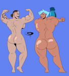blue_power chillguydraws devastation frostbiteboi ok_ko_lets_be_heroes thicc_verse young_justice  rating:Explicit score:0 user:Natgas