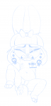 anthro evil_yin female rabbit yin yin_yang_yo  rating:Explicit score:-4 user:speedy05