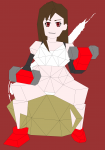 big_belly fat final_fantasy_(franchise) musclefat polygon polygonal ps1 tifa_lockhart  rating:Questionable score:0 user:FormerlycholericInterest