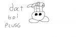 hat kirby_(series) kirby_64_the_crystal_shards meme mspaint plugg  rating:Safe score:1 user:bad_draw_fag