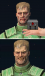doomguy happy medikit reaction_image tagme  rating:Safe score:0 user:Repugnus