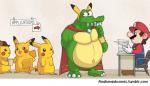 king_k_rool mario pikachu so_this_happened super_smash_bros  rating:Safe score:0 user:yoshizillarhedosaurus