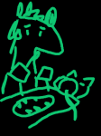 artist:zhan doctor drawful feline jackbox species:horse surgeon unconscious  rating:Safe score:0 user:silverchase